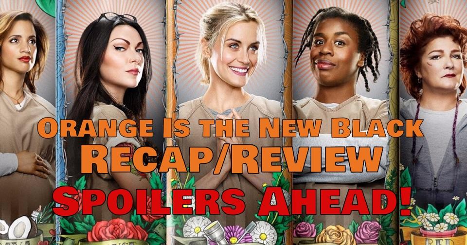 TV Review: Orange Is the New Black Season 4
