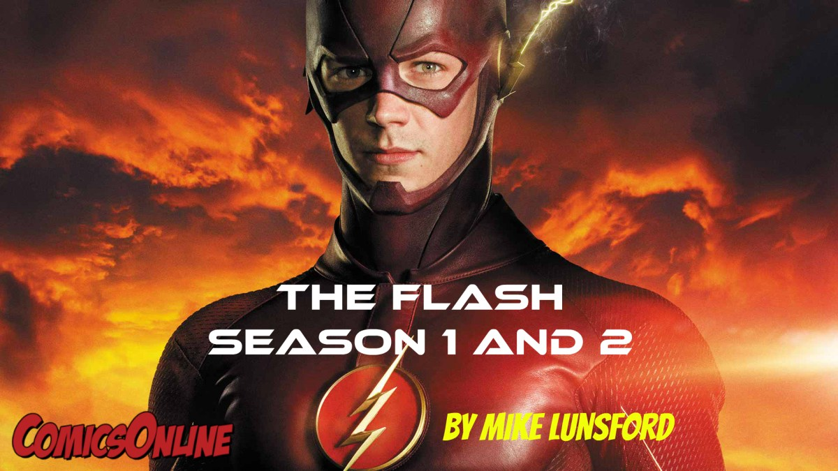 TV Review: The Flash Season 1 and 2