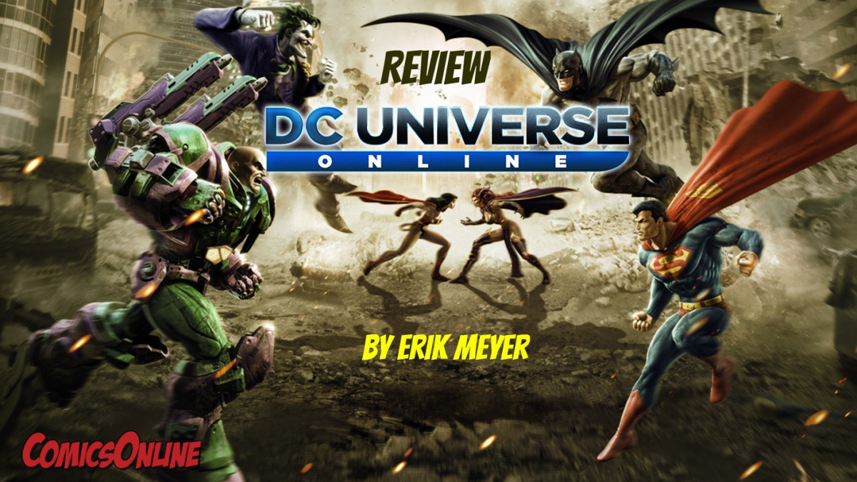 Video Game Review: DC Universe Online