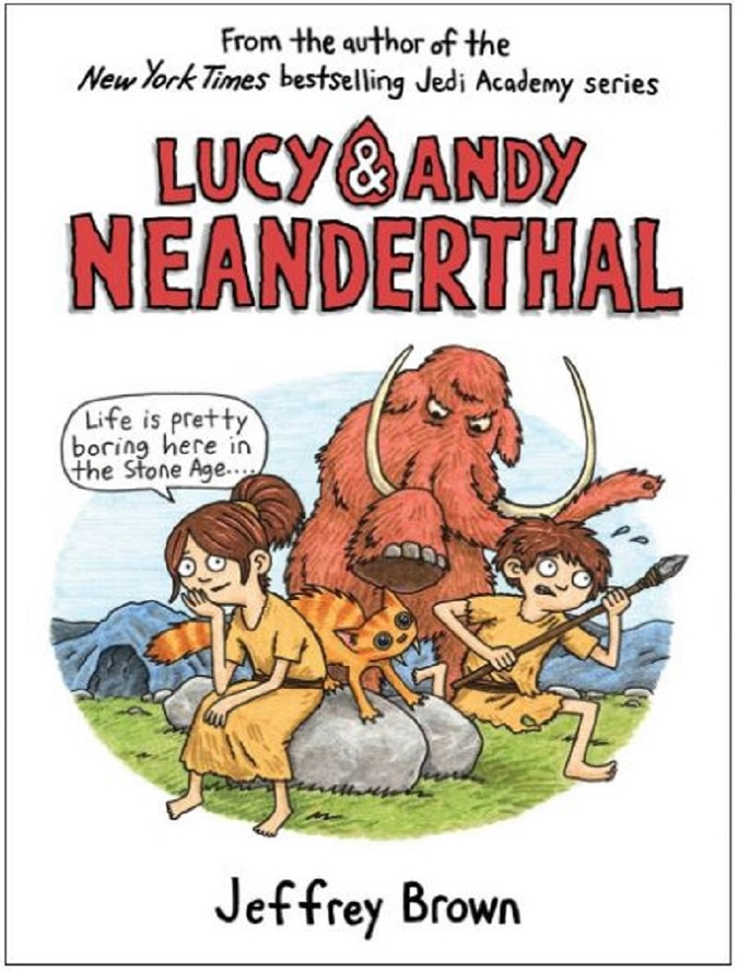 Book Review: Lucy & Andy Neanderthal