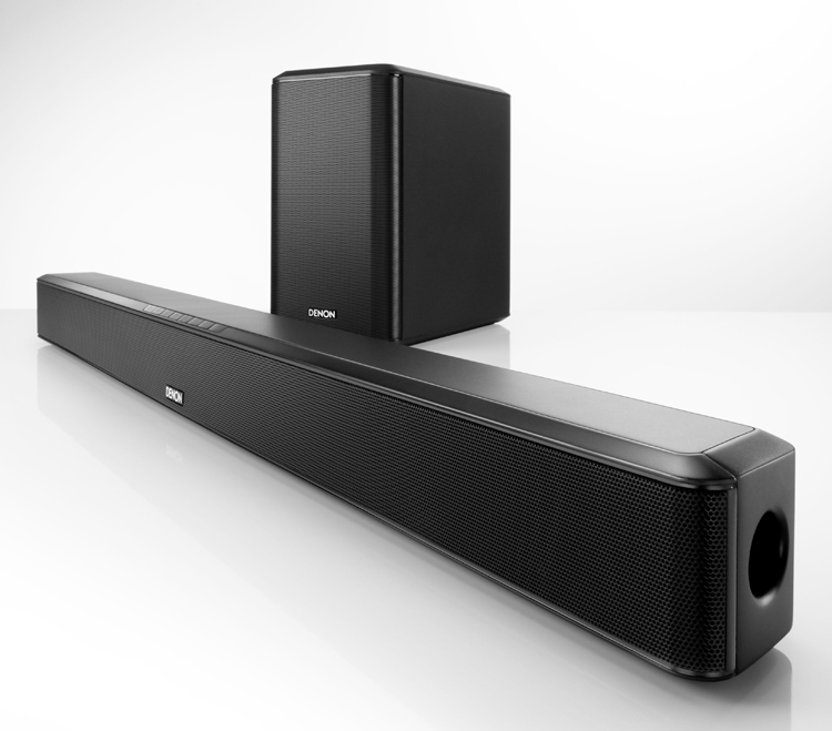 Gear Review: Denon DHT-S514 Sound Bar & Wireless Subwoofer System