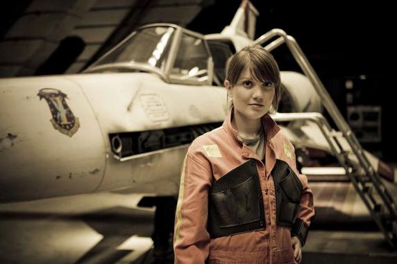 Galacticon 3 - Nicki Clyne Interview