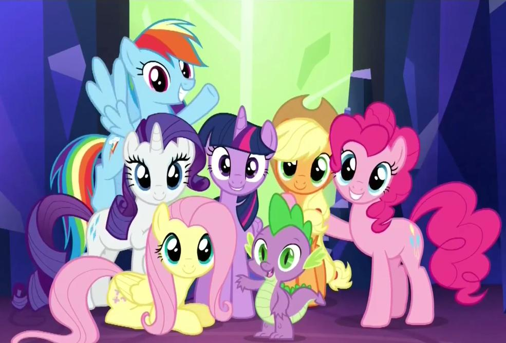 DVD Review: My Little Pony Friendship Is Magic: The Keys Of Friendship