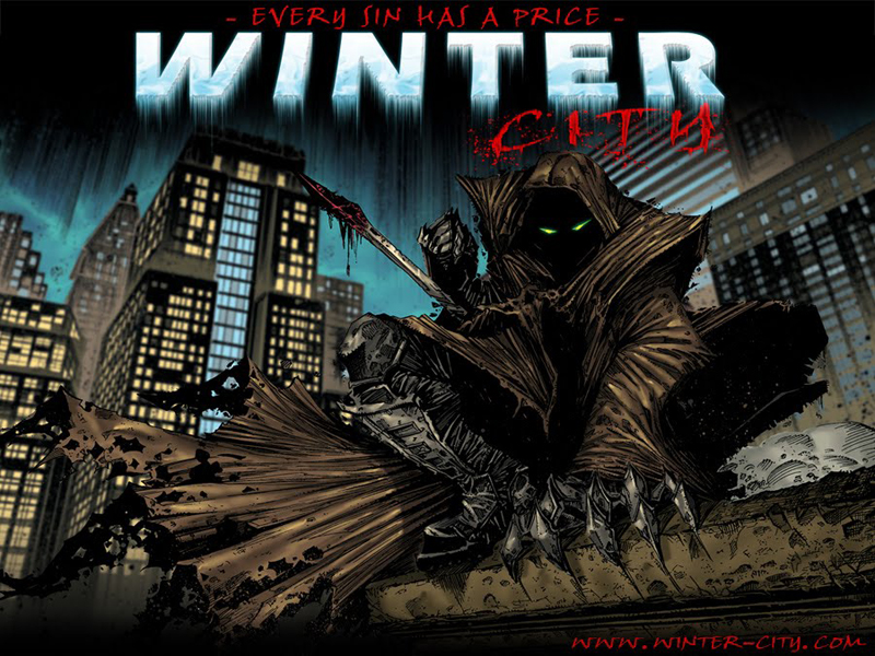 Comic Book Review: Winter City #6