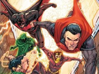 Justice League 3000 #1