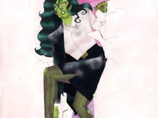 SHE-HULK #1