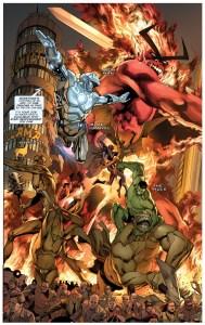 S.H.I.E.L.D. 001-004