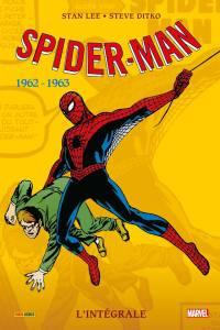 AMAZING SPIDER-MAN L'INTEGRALE 1962-1963