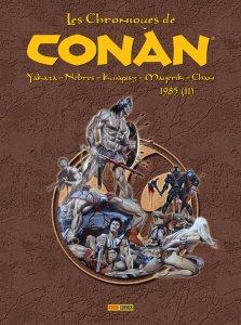 LES CHRONIQUES DE CONAN 1985