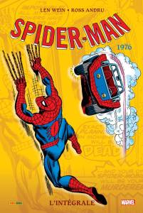 AMAZING SPIDER-MAN L'INTEGRALE 1976