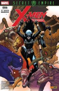 X-MEN RESURRXION 6