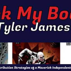 """Rack My Book!"" Online Workshop with Tyler James this Week!"