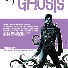 Review – Five Ghosts: The Haunting of Fabian Gray