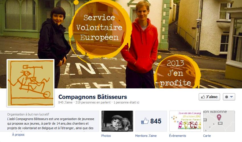couverture facebook Compagnons bâtisseurs