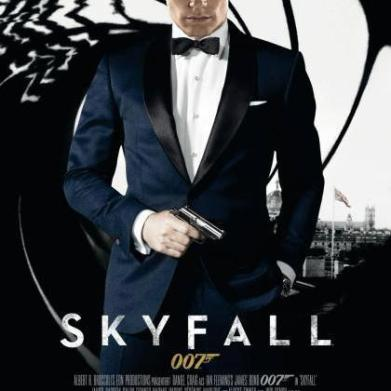 Henry Cavill pour Skyfall