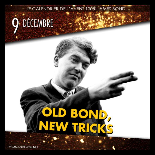 Calendrier Bond 2018 (2)