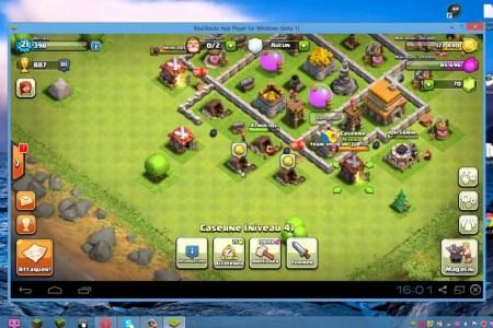 comment mettre clash of clan sur pc 1024x570