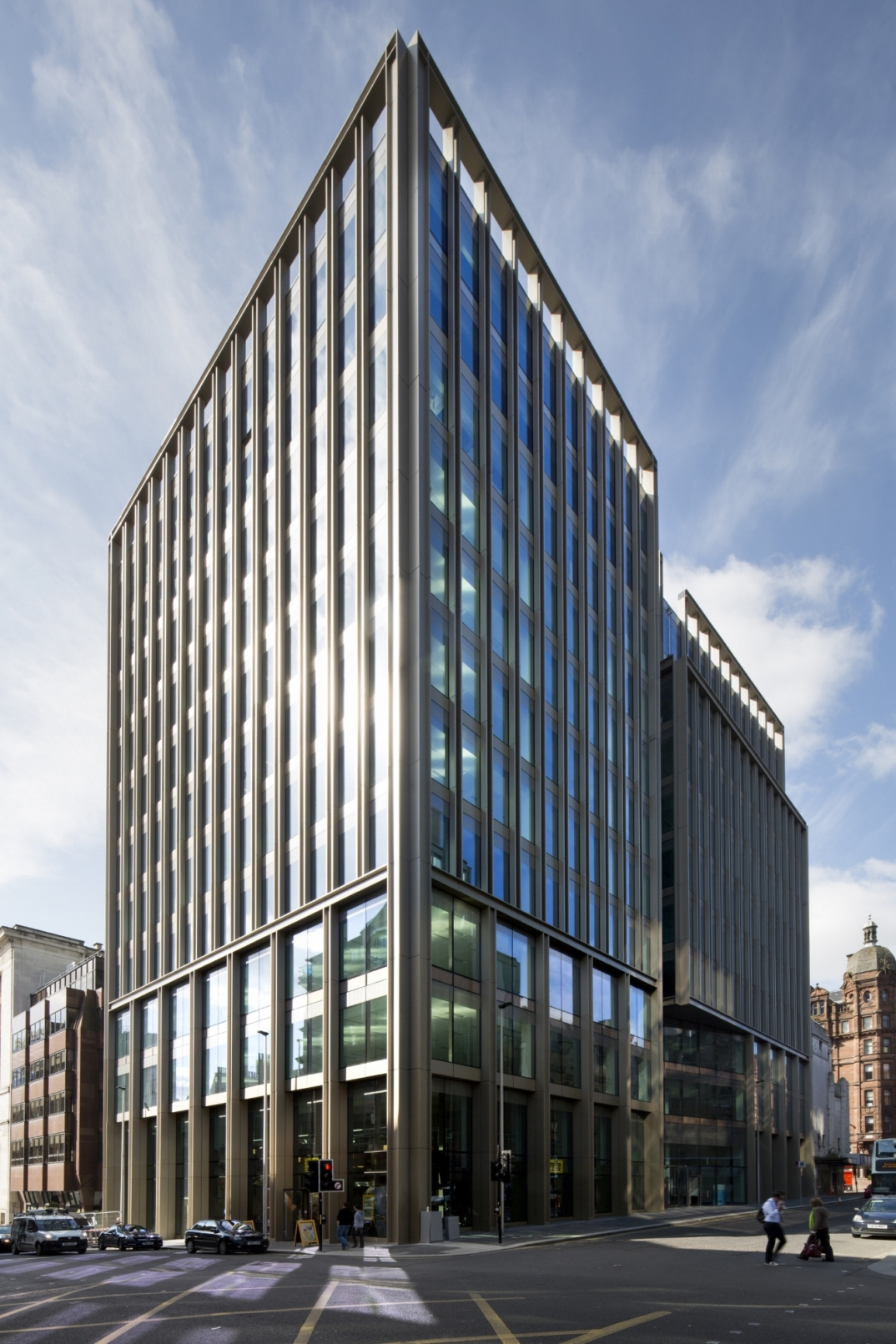 Global Law Firm Commits To 1 West Regent Street