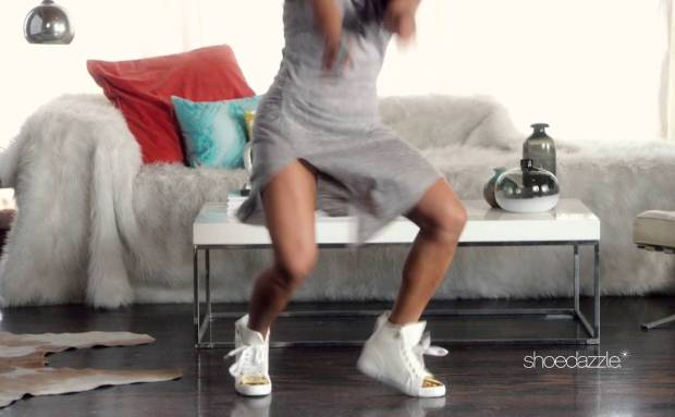 Happy Feet | ShoeDazzle Commercial Song