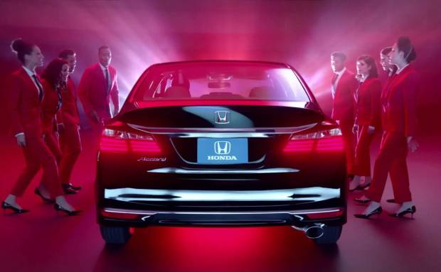 Red | 2016 Honda Accord LX Commercial Song