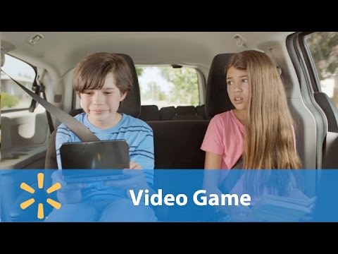 Video Game | Walmart Commercial Song