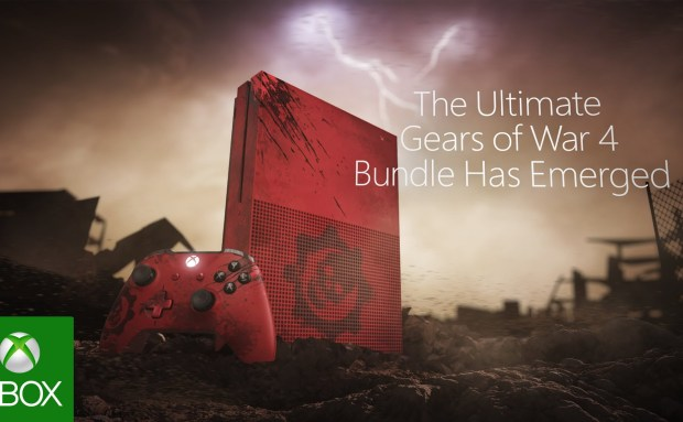 Xbox One Gears of War 4 Commercial Song