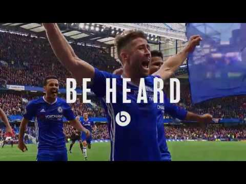 Be Heard | Beats by Dre Chelsea FC Commercial Song