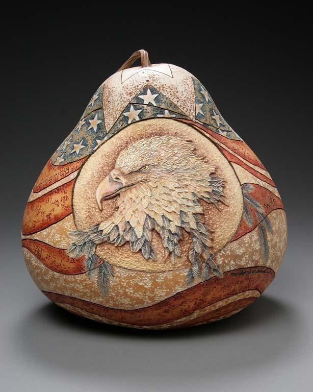 Eagle Gourd