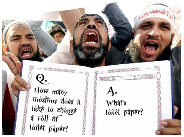 A: What's Toilet Paper?