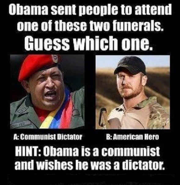 More Proof Obama Hates The Military