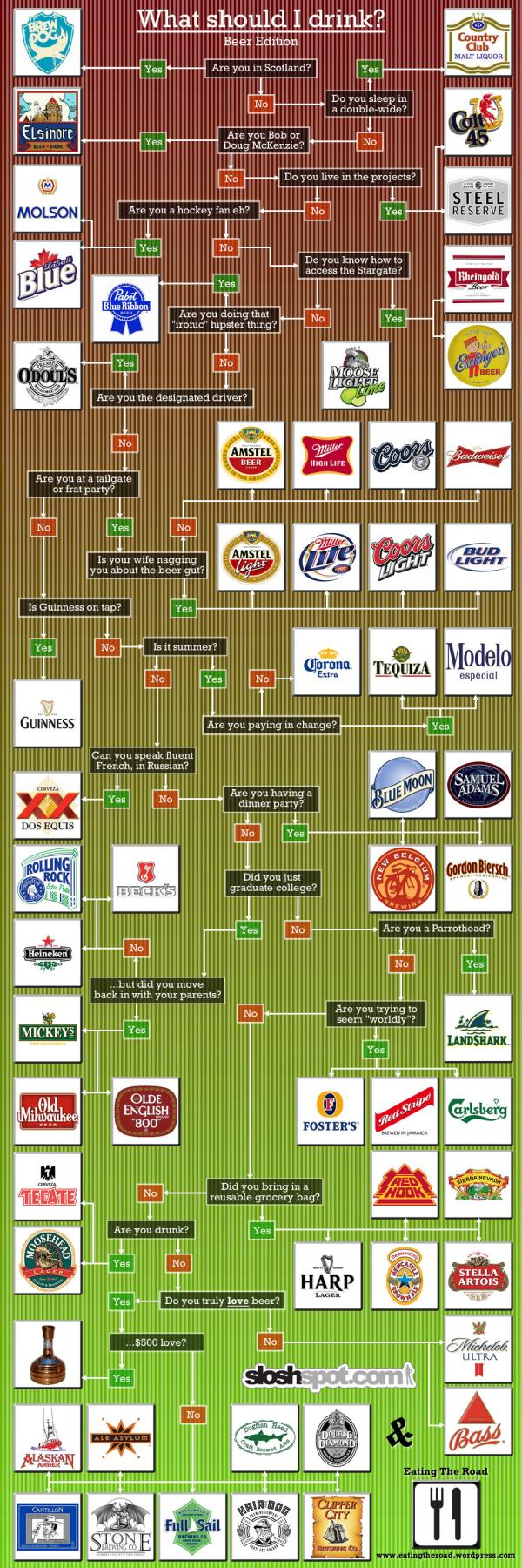 Beer Edition - What Should I Drink?