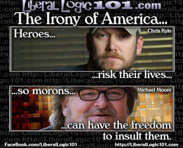 The Irony Of America