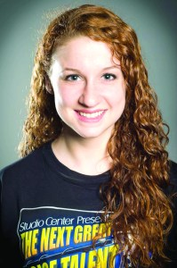 VCU student Morgan Meadows won a $100,000 voice-over contract from Virginia Beach-based Studio Center.