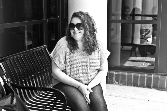 Although Kate Rancka came to VCU wanting to pursue musical theater, she has decided to focus her voice studies on classical training. She is also recording an album outside of school with her best friend, Jessie Dunnavant, who attends James Madison University.
