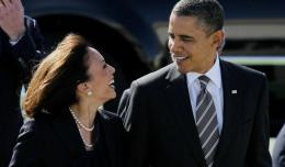 PBO and Kamala Harris