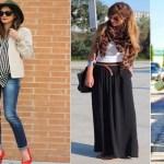 Consejos de moda para vernos altas