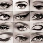 Tipos de delineado para ojos