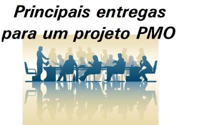 Vídeo | Entregáveis de um Projeto PMO
