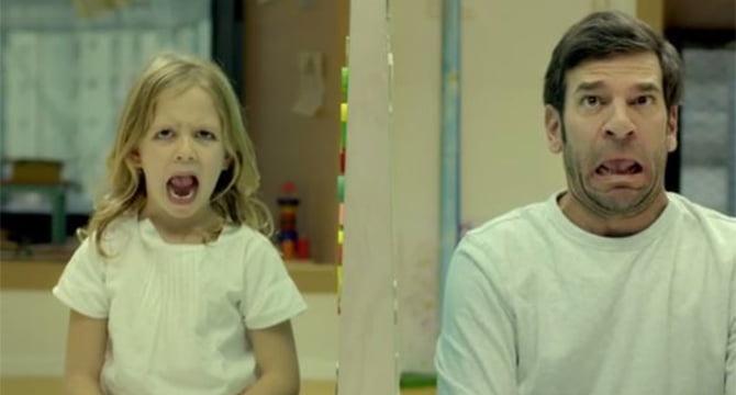 Campanha mostra como adultos e crianças reagem a deficiências