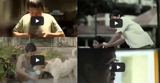 4 comerciais tailandeses que te farão se emocionar