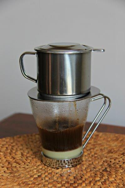 how to make vietnamese coffee without filter