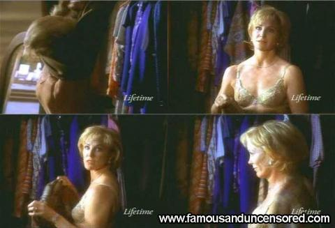 Joanna Kerns Nude Sexy Scene Strangers Shirt Bra Gorgeous Hd