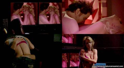Mircea Monroe Nude Sexy Scene Finding Bliss Desk Jeans Shirt