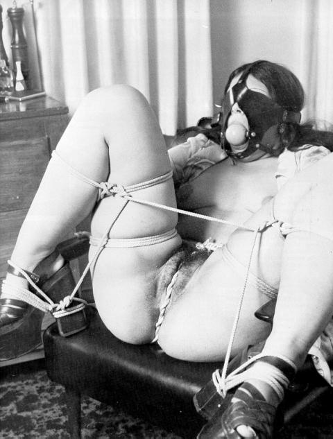 Tied up bondage female domination lurida cagna