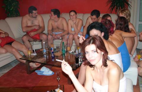 Analisa Mmf Paparazzi Threesome Swingers Group Sex Orgy Xxx