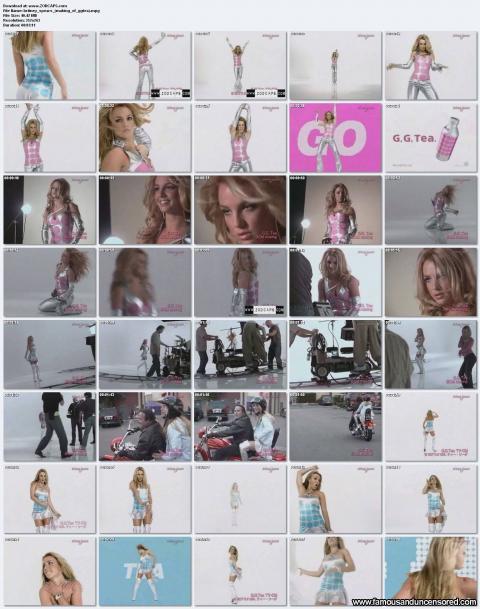Britney Spears Nude Scene