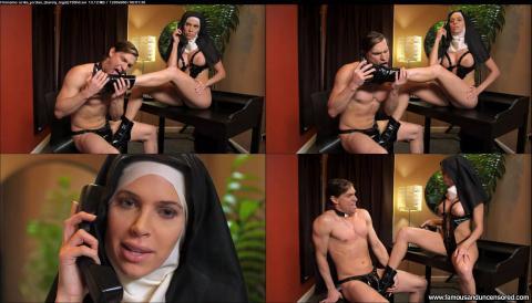 Erika Jordan Nude Sexy Scene Barely Legal Nun Bondage Kinky