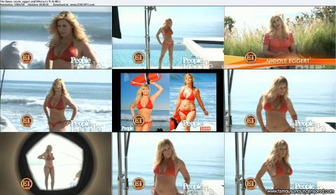 Nicole Eggert Nude Sexy Scene Photoshoot Bikini Nude Scene