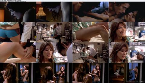Jennifer Carpenter Nude Sexy Scene Doctor Office Bed Bra Ass