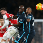 Iheanacho, Benched Ozil Shines As Arsenal Edge City To Go Second